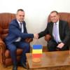 Ambasadorul Cehiei propune înfrăţirea judeţului Cluj cu o regiune din ţara sa