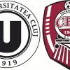Fotbal / S-a stabilit ziua meciului CFR 2 Cluj – Universitatea Cluj