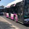 Autobuzele electrice, în probe pe străzile municipiului Cluj-Napoca