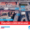 """Trif (USR): """"Investiţiile Primăriei Cluj-Napoca trebuie accelerate"""""""