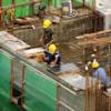 Recul în construcţii, în primele trei luni ale anului