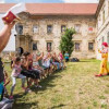 Surprize pentru copii oferite de TIFF la castelul din Bonțida
