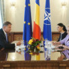Preşedintele Iohannis, în urma consultărilor cu premierul Viorica Dăncilă: E obligatoriu ca politica externă să se facă numai în interesul României