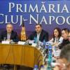 Primarul Emil Boc, la raport: Trebuie să dea seama în faţa Opoziţiei locale
