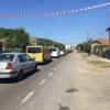 Trafic dificil pe raza localităţii Gilău din cauza unor lucrări la carosabil