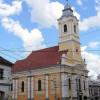 Biserica Evanghelică Luterană de pe strada Regele Ferdinand, vandalizată cu graffiti