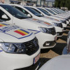 Autospeciale de intervenție, noi, pentru structurile operative ale Poliției Române