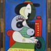 """Picasso – """"Femme a la montre"""""""