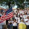 Marina militară americană se pregăteşte să adăpostească 25.000 de imigranţi