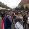 A treia zi de proteste la Cluj-Napoca