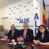 Atac lansat de Tăriceanu de la Cluj-Napoca: PNL a devenit partidul sistemului şi binomului
