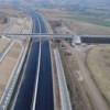 Loturile 3 şi 4 ale autostrăzii Turda-Sebeş vor fi deschise circulaţiei săptămâna viitoare
