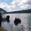 Operațiunile de căutare a lui Adrian Zaharia, pe lacul Beliș-Fântânele, s-au încheiat fără succes
