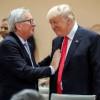 Trump şi Juncker au discutat şi despre agricultură