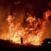 Pompierii avansează în lupta cu flăcările care au mistuit 34.800 de hectare de vegetaţie în California