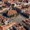 Adio locuri de parcare în zona centrală a municipiului Cluj-Napoca