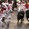 San Fermin, festival anual dedicat curselor cu tauri