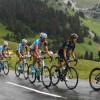 Ciclism / Furat de peisaj, Froome pedalează pe loc