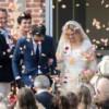 Cântăreaţa Vanessa Paradis s-a căsătorit cu scriitorul Samuel Benchetrit