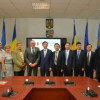 Delegaţie chineză în vizită la Consiliul Judeţean Cluj