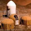 Cinci modele futuriste pentru viitoarele case de pe Marte