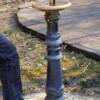 Încântaţi de reintroducerea cişmelelor cu apă potabilă
