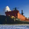 Grupul Maersk trimite prima navă port container prin ruta arctică
