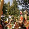 Mii de persoane la Serbările naţionale de la Ţebea