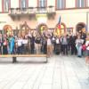 Un nou protest la Cluj Napoca