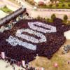 Record mondial stabilit la Alba Iulia cu cea mai mare hartă a unei ţări