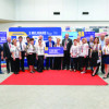 Pasagerul cu numărul două milioane, sărbătorit la Aeroportul Internaţional Cluj