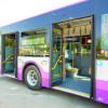 Autobuze dedicate exclusiv elevilor care învaţă în zona centrală din Cluj-Napoca