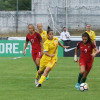 Fotbal Feminin / România a încheiat în corzi preliminariile pentru CM