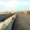 S-a făcut prerecepţia la podul de autostradă de la Gilău