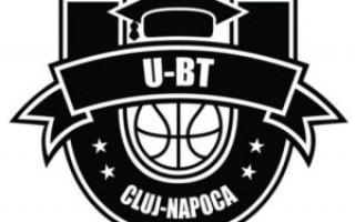 U-BT Cluj s-a calificat în grupele FIBA Europe Cup