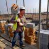 Scădere semnificativă a lucrărilor de construcţii din România