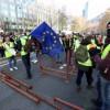 Violenţe la Bruxelles