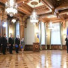 Noii miniştri au depus jurământul de învestitură în funcţii