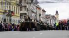 Parada Militară la Cluj-Napoca