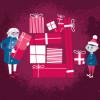 Săptămâna cadourilor, la Târgul de Crăciun