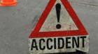 Biciclist accidentat pe strada Nicolae Titulescu