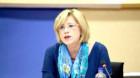 Corina Creţu vine astăzi la Cluj-Napoca să analizeze politica de coeziune socială în UE