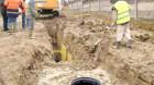 Încep lucrările de alimentare cu apă și canalizare în orașul Huedin
