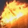 Explozie urmată de incendiu într-un apartament de pe strada Fântânele