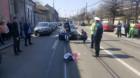 Accident grav pe strada Căii Ferate