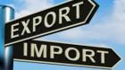 Deficitul comercial creşte cu peste 375 milioane dolari pe lună