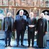 Pr. Ioan Chirilă și Prof. Ioan Bolovan – la ședința preoților din Protopopiatul Ortodox Român Cluj 1