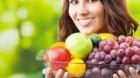 Sub 45% dintre români consumă zilnic fructe