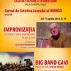 Ediție specială a Cursului de Estetica Jazzului: Prelegere Jürg Solothurnmann, concert Big Band Gaio