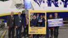 Ryanair decolează din Cluj-Napoca